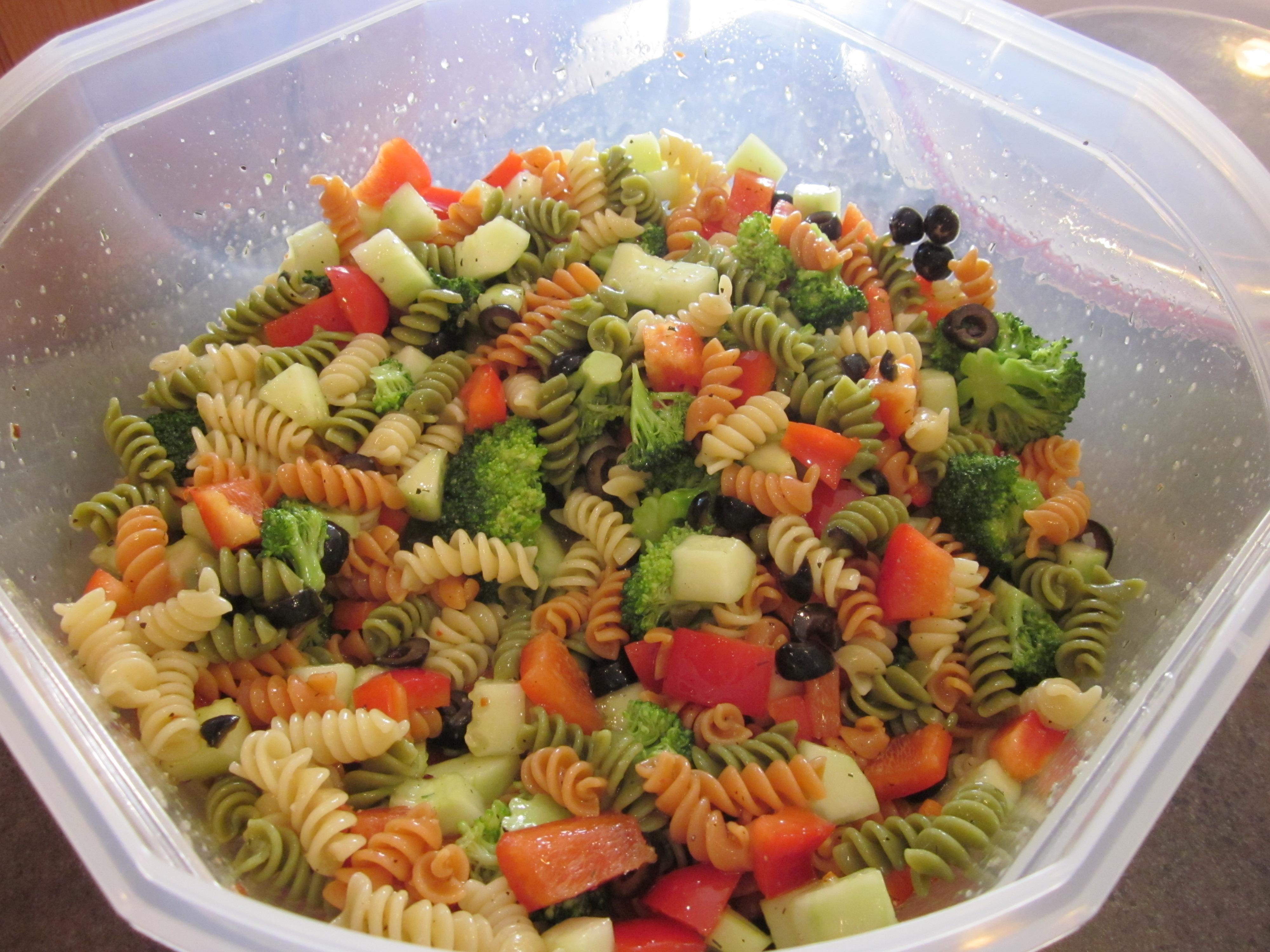 Classic Pasta Salad Recipes Images