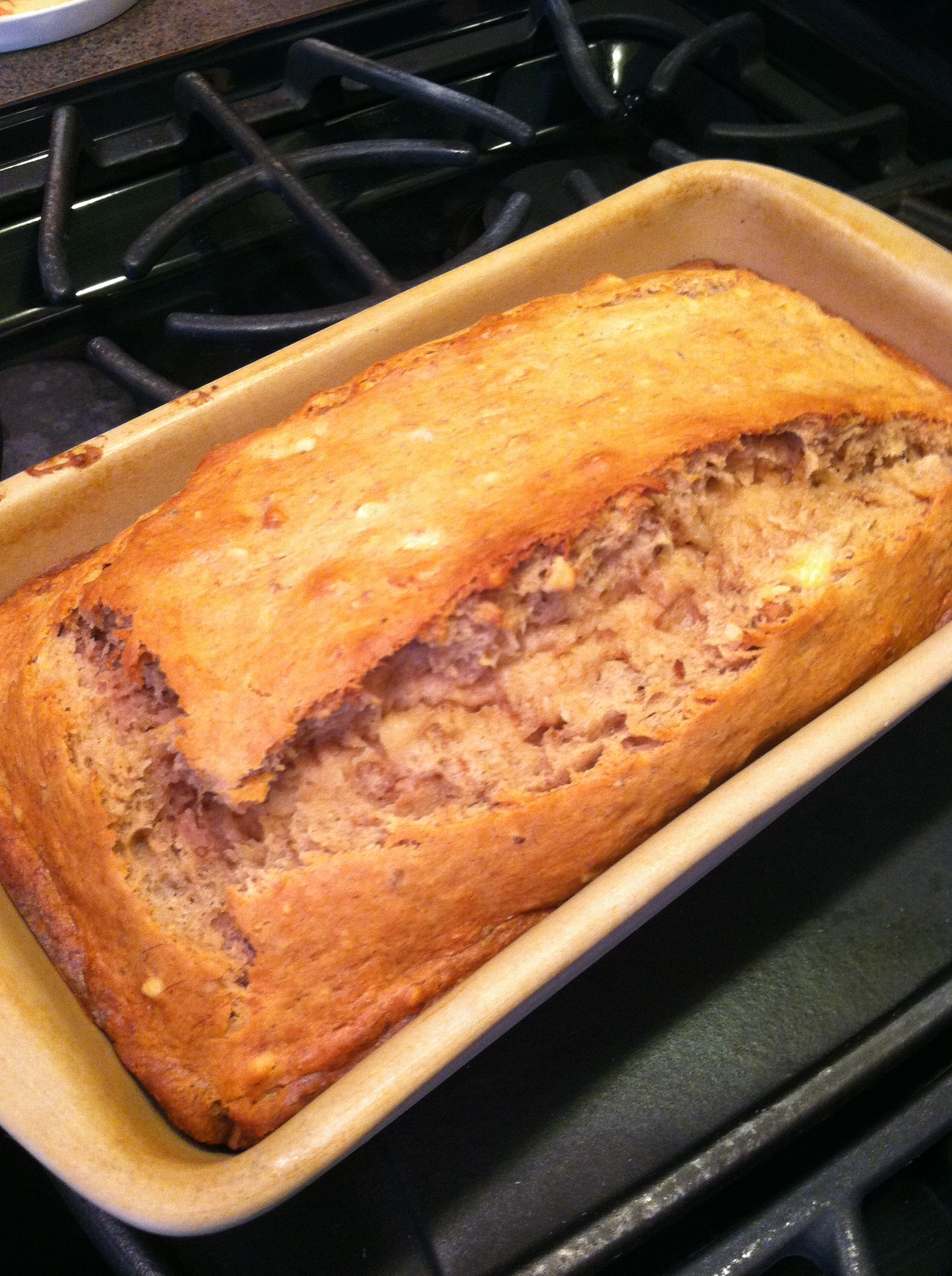 Costa rican banana bread robins recipes n food blog costa rican banana bread forumfinder Choice Image