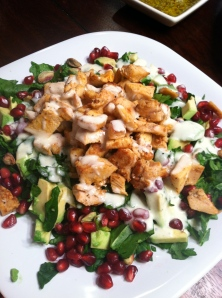 Cayenne Chicken Salad