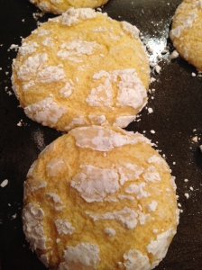 Lemon Whip Cookies
